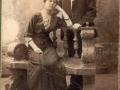 Иван Федорович с первой женой Елизаветой 1911 .перед призывом в армию