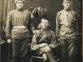 Цепляев Мих Фёд - уч-к Окт_револ-ии_стоит справа 1918_Санкт-Пет-г