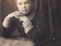 Цепляева Роза_Подпись на фото_Лето 1940_8 класс_г_Исады
