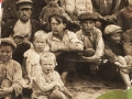 Цепляева Розалия (Раиса) Михайловна-вторая слева в 1 ряду (позади)_5-ти лет 1930