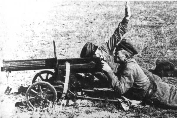 Пул-ки 1 р 290 полка НКВД в Новороссийске