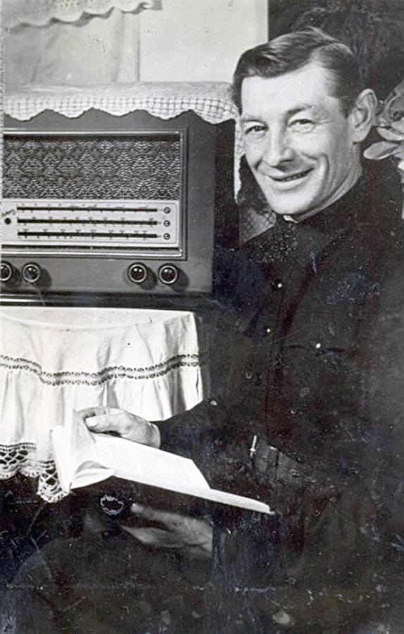 Поэт Виктор Боков – руководитель Рязанского народного хора.