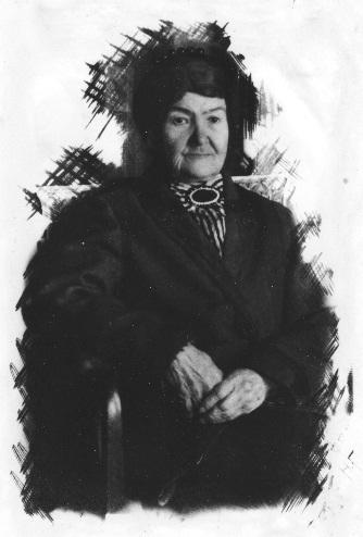 Елизавета Николаевна Кожина (дев.Головнина)