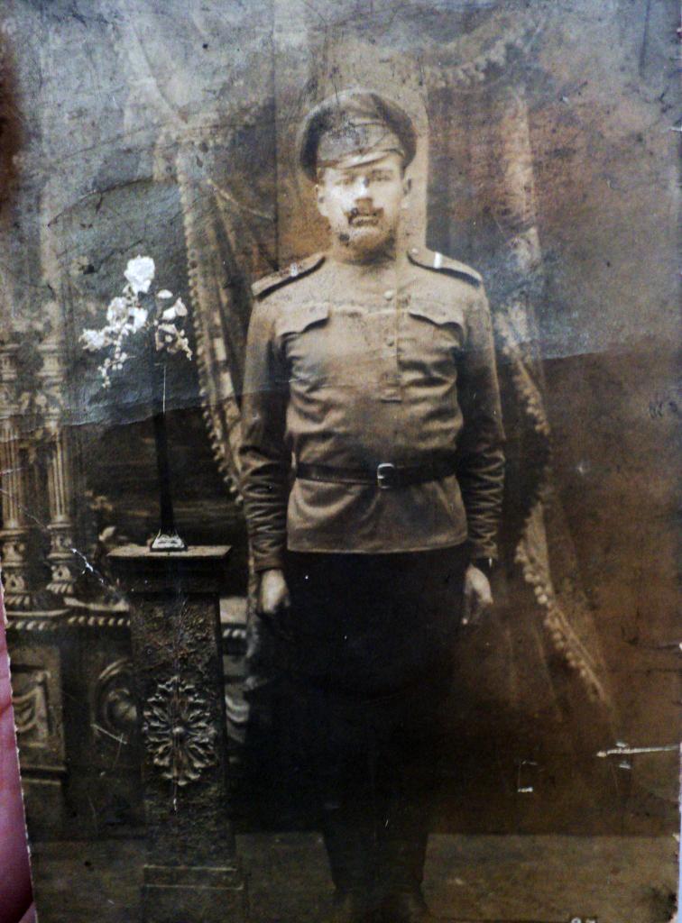Карасёв Иван Карпович (1892-1942)