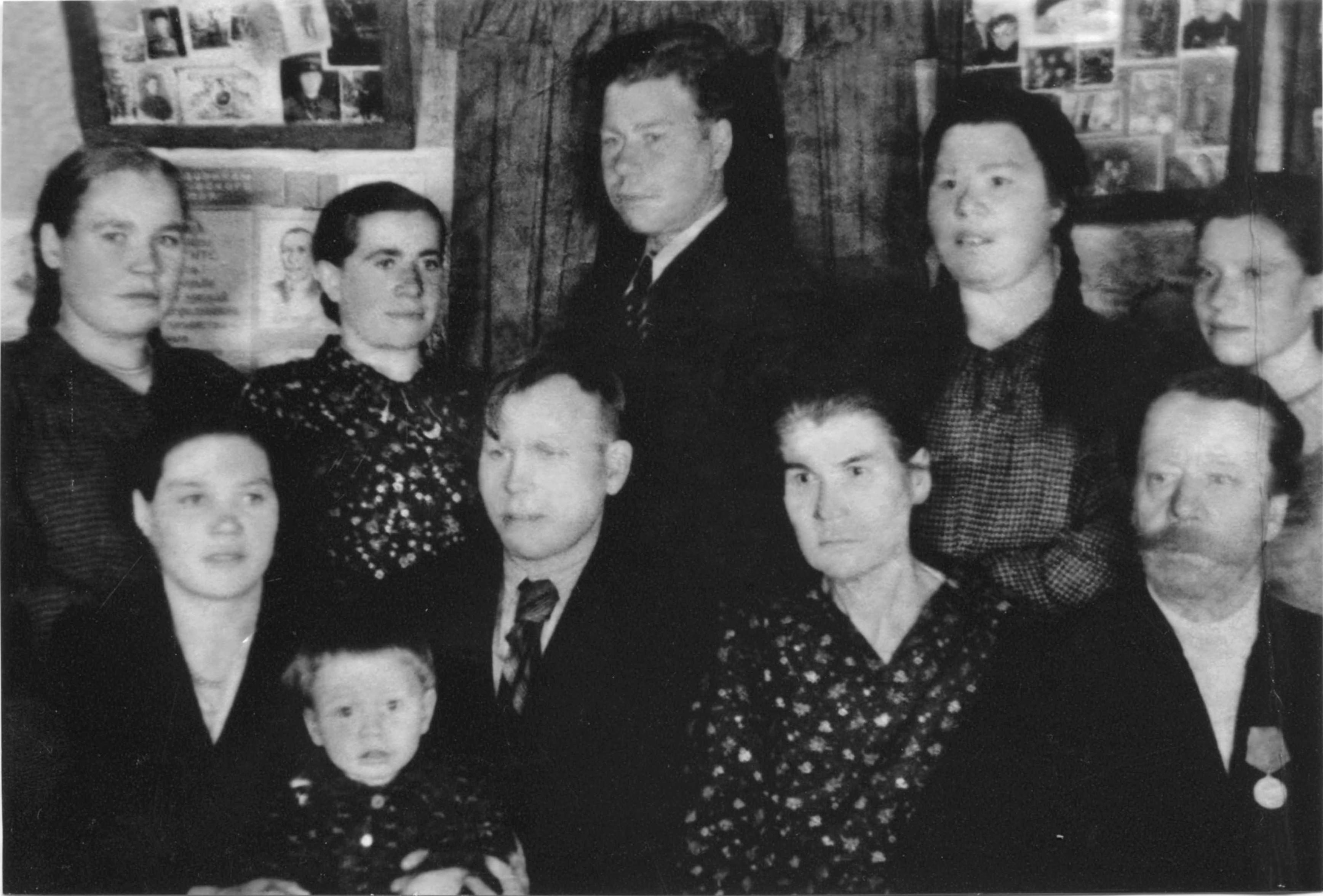 семья Малявкиных