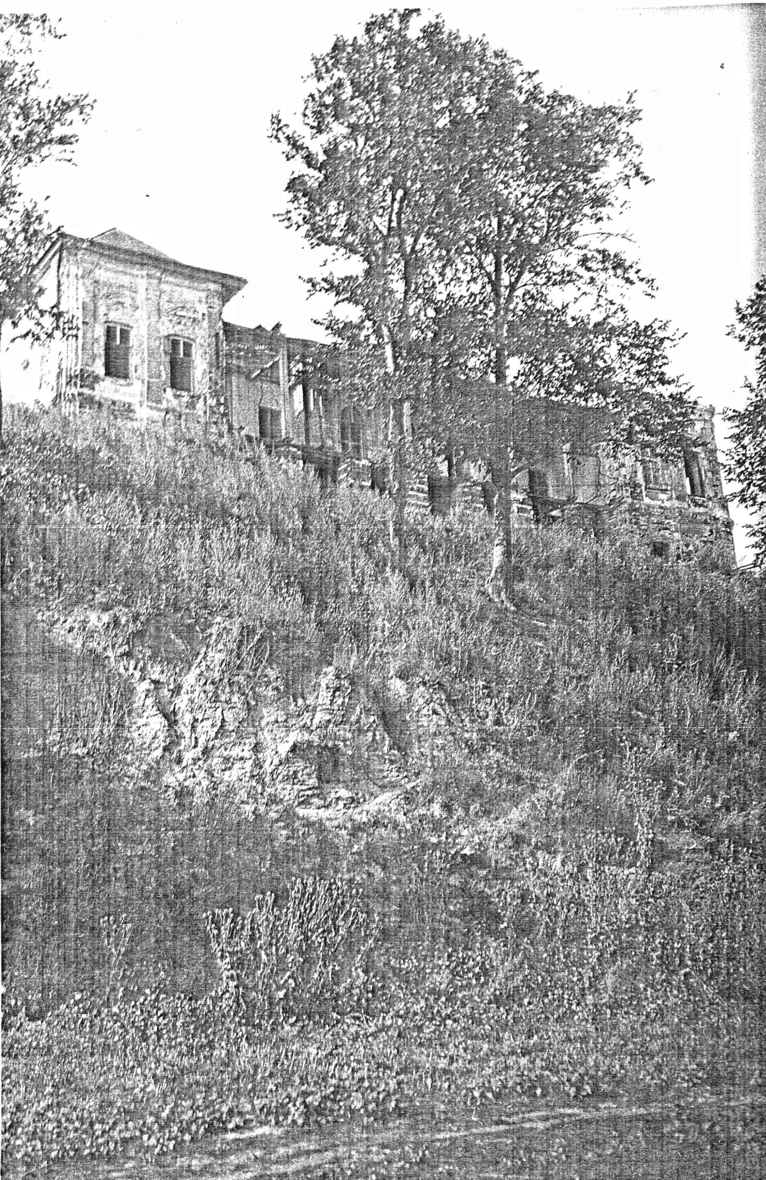 Белый дом снизу - вост 1955 Чиняков-