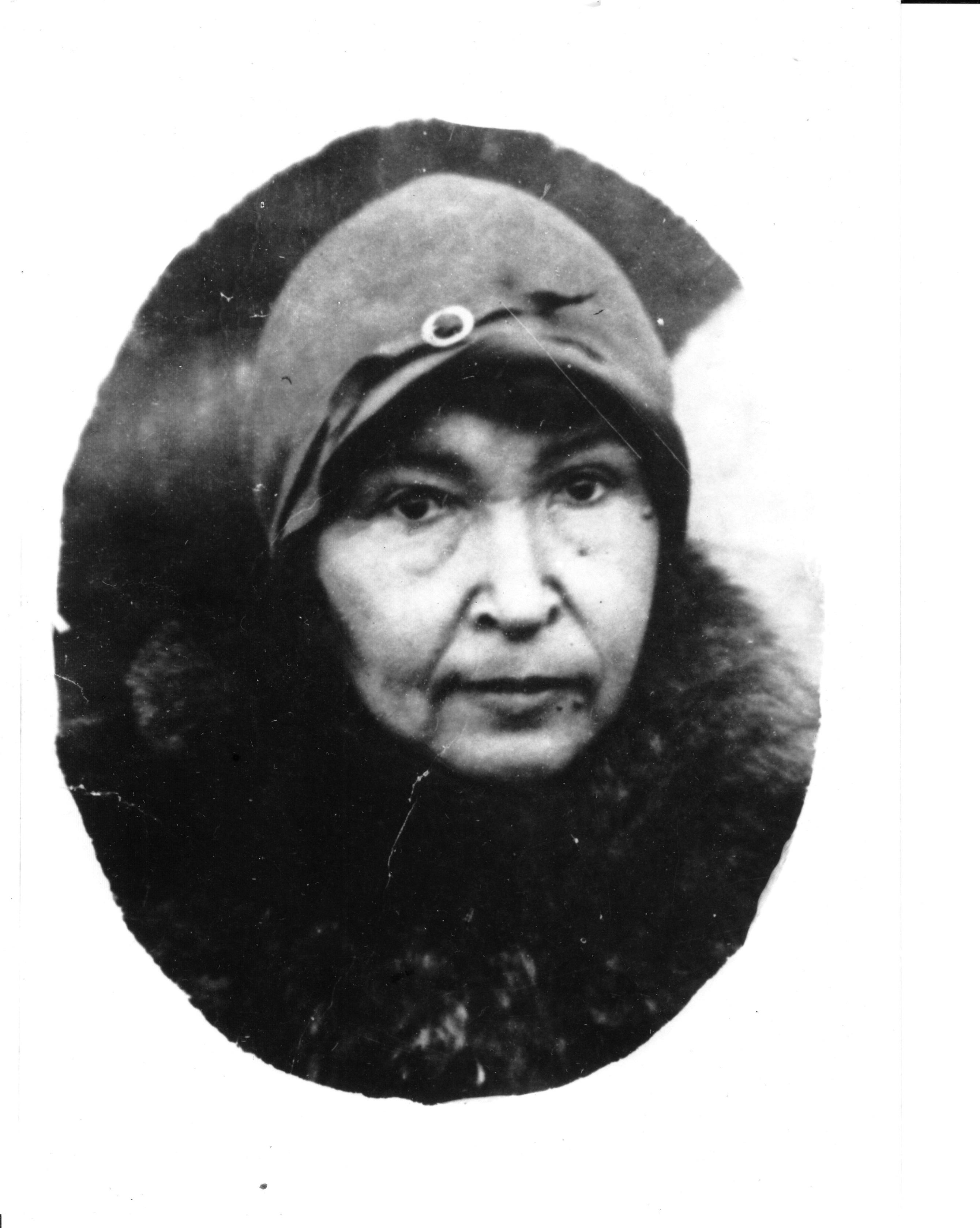 Кира Владимировна - около 1940г-