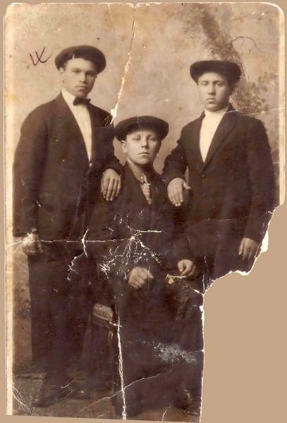 Панфилов Ив Фил с братьями